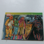 Star Wars Galaxy 1993 Topps #114 Mark Nelson Trading card